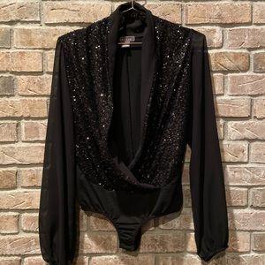 Gracia Women's Black Shirt